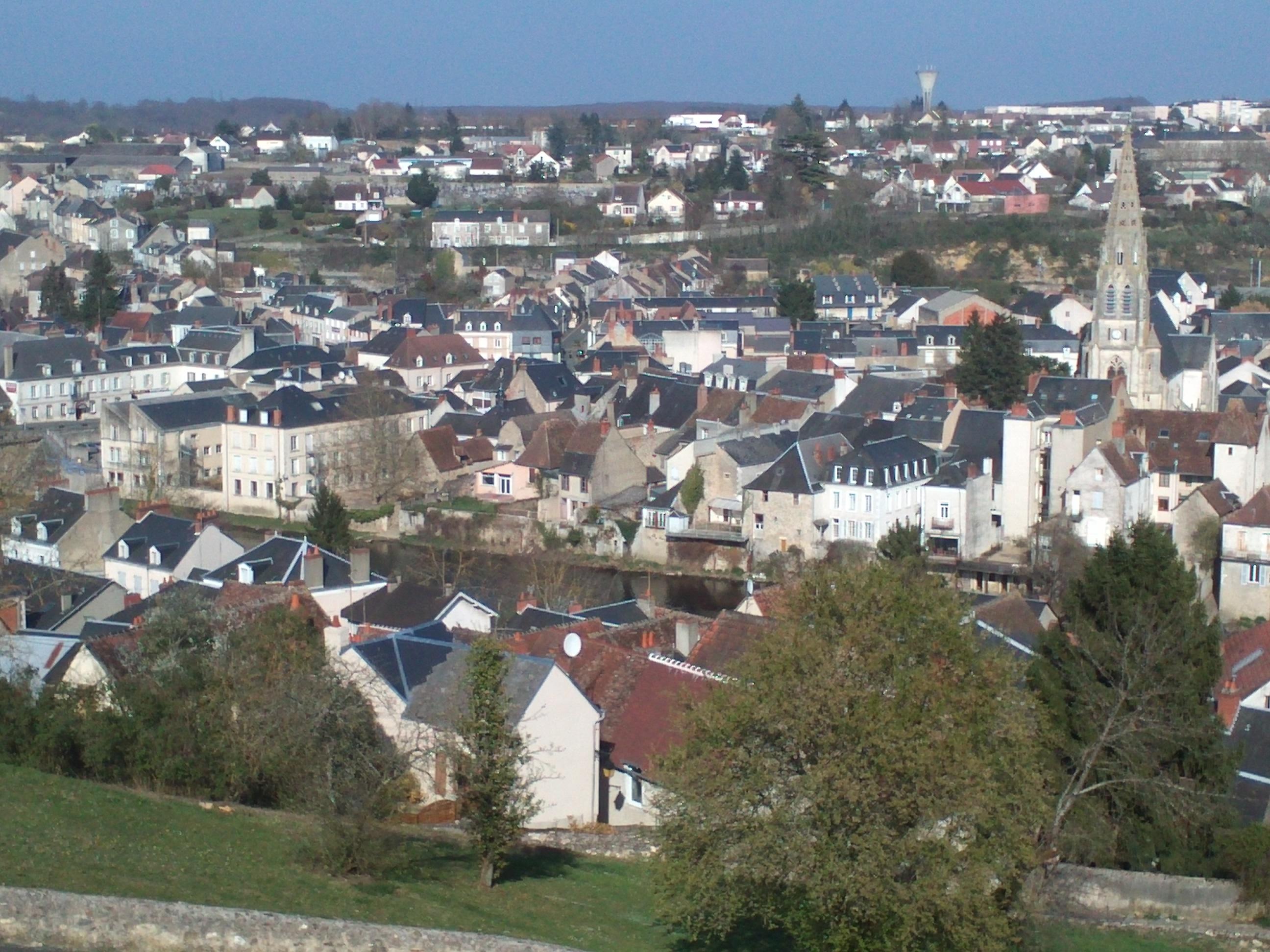 Argenton Sur Creuse La Brenne Et Ses Environs K Vin