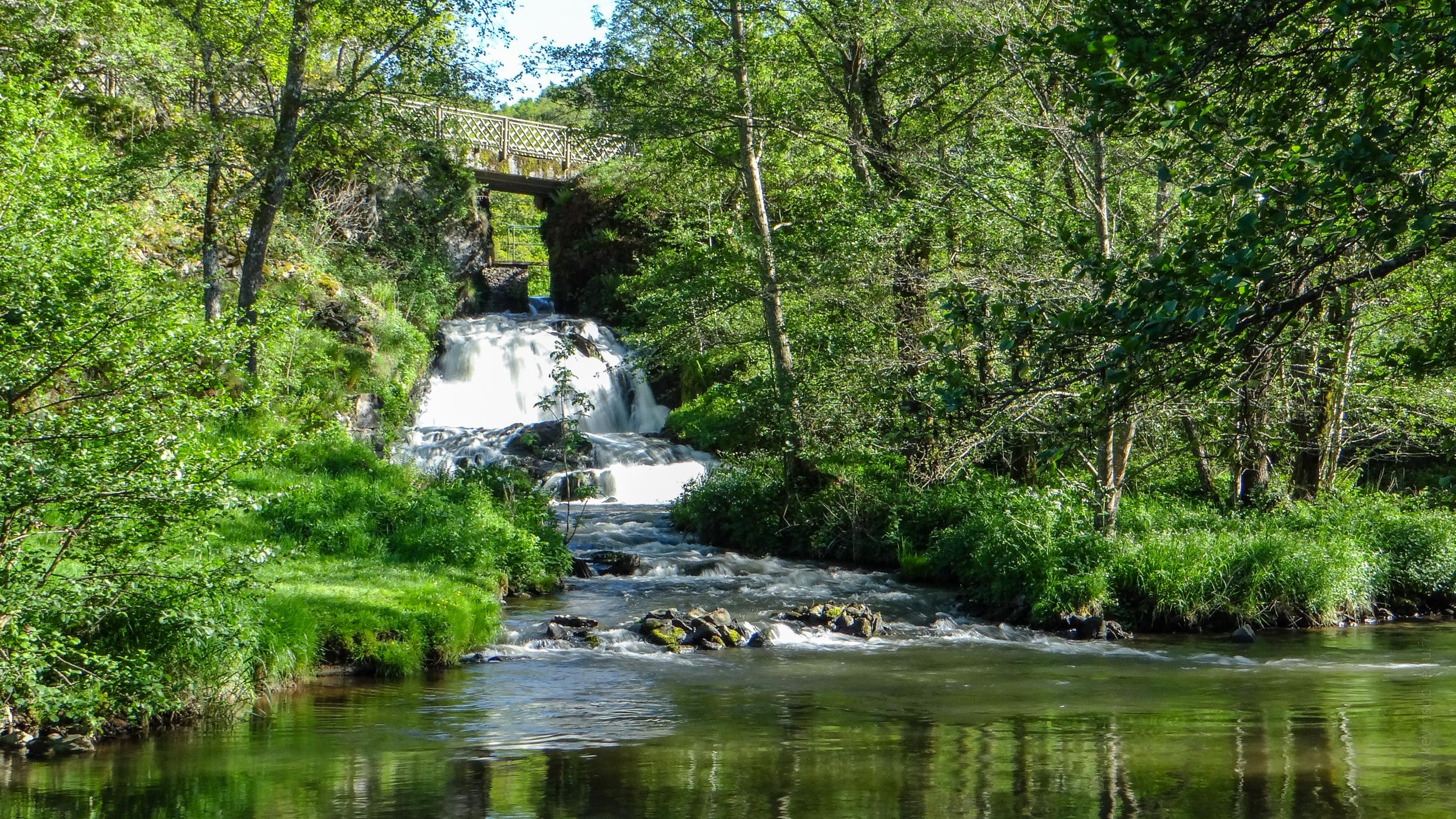 Cascade de Montfermy