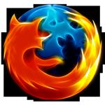 Firefox - Logo stylisé